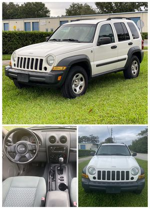 2006 Jeep Liberty for Sale in Kissimmee, FL