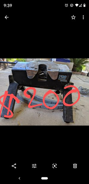 5th wheel hitch for Sale in Spring, TX