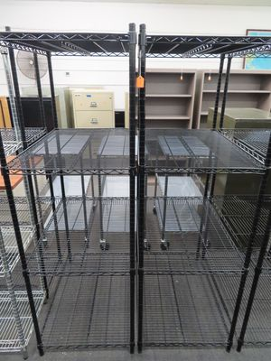 SAFCO-Metal wire shelving for Sale in Houston, TX