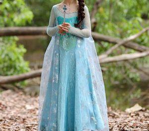 Elsa From frozen dress for Sale in Houston, TX