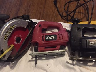 Saw And 2 JIG Saw for Sale in Gallatin,  TN