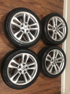 17s Honda wheels for Sale in East Providence, RI