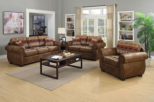 Transitional Chenille/Microfiber Sofa, Loveseat, Chair, Recliner & Sleeper Sets $2,055.00 – $2,365.00 for Sale in Seattle, WA