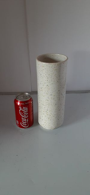 Decorative Ceramic Cylinder Vase for Sale in Menifee, CA