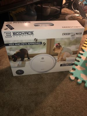ECOVACS Robotics Multi-Surface Vacuum Cleaner Kids & Pet Approved for Sale in Hayward, CA