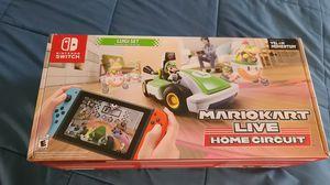 Mario Kart Live Home Circuit -Luigi Set- for Sale in Miami, FL