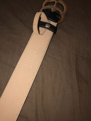Gucci belt for sale 190 is the lowest that I will take !! for Sale in Durham, NC