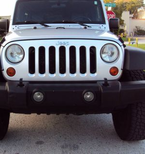 Asking$16OO Jeep Wrangler Unlimited 2OO7 CLEAN TITLE for Sale in Baltimore, MD