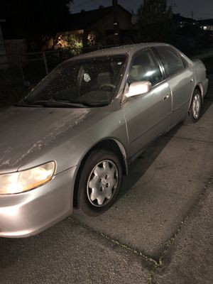 1998 Honda Accord for Sale in Baldwin Park, CA