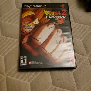 Dragon Ball Z BUDOKAN 3 for Sale in North Miami Beach, FL