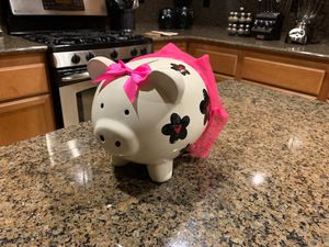 Piggy bank ceramic for Sale in Moreno Valley, CA