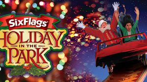 Six Flags Holiday in the Park (2 tickets ) for Sale in Montrose, CA