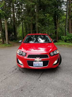 2013 Chevy Sonic RS HB for Sale in Tulalip, WA