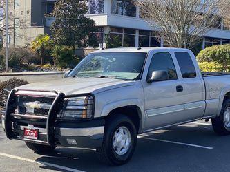 2004 Chevy Silverado K1500 for Sale in Tacoma,  WA