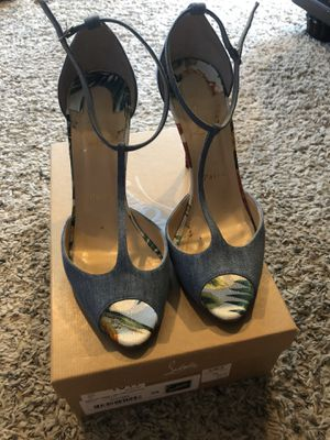 Christian Louboutin Heels for Sale in San Antonio, TX