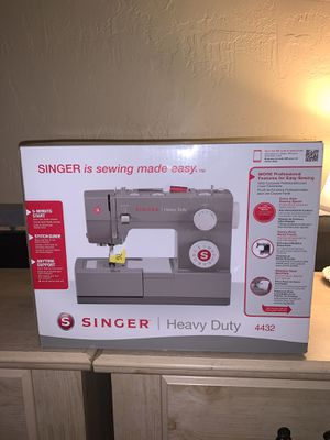 Brand New Singer Sewing Machine for Sale in Phoenix, AZ