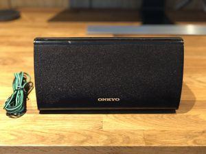 Onkyo center speaker for Sale in Westminster, CA