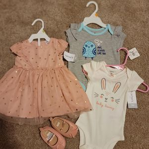 3 Month Baby Girl Easter Clothing Lot for Sale in Lake Stevens, WA