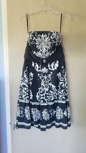 White House Black Market strapless dress size 6 for Sale in Palm Harbor, FL