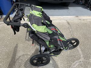 B.O.B double jogging stroller for Sale in Palm Harbor, FL