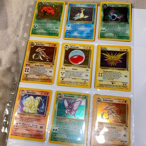 Holographic Base set Pokemon for Sale in North Bend, WA