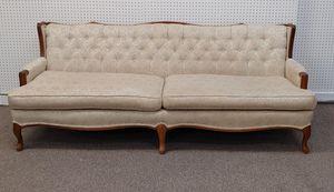 Antique Queen Anne Couch for Sale in Burlington, NC