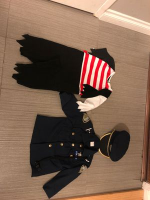 Two sets of Halloween costumes for Sale in Bunkerville, NV