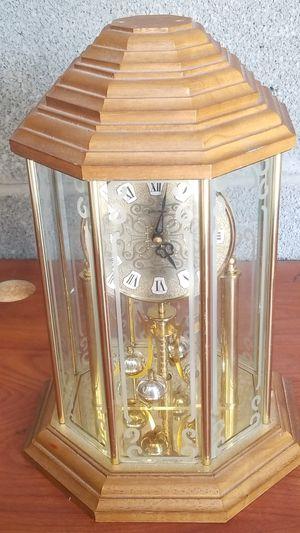 VINTAGE MANTLE CLOCK GERMAN MADE for Sale in Springfield, VA