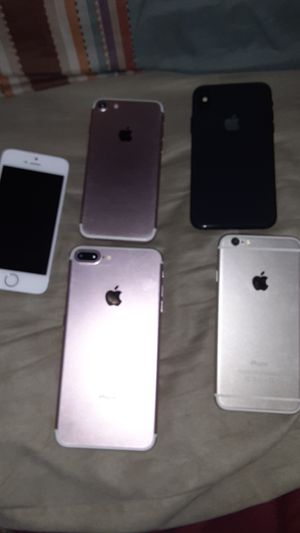 IPHONES AND PARTS for Sale in Los Angeles, CA