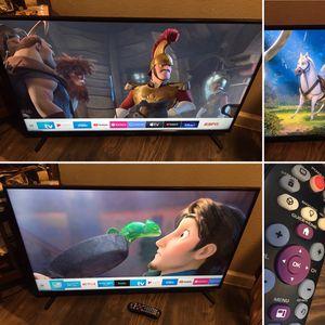 """43"""" SAMSUNG 4K UHD SMART TV for Sale in Dallas, TX"""