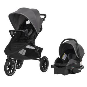 Evenflo carseat and stroller set for Sale in Orting, WA