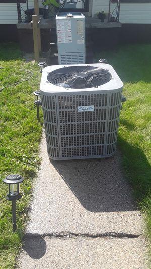 3 ton Comfortmaker AC unit with a-coil for Sale in Detroit, MI