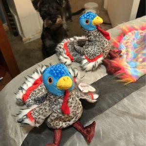 Beanie babies turkey for Sale in Portland, OR