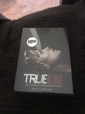 True Blood DVDs - Complete seventh Season (unopened box) for Sale in Los Angeles, CA