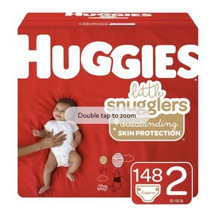 Huggies Lil Snugglers Without Box 156 Diapers for Sale in San Diego, CA