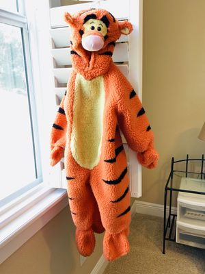 Disney Tigger Costume-great for Halloween for Sale in Tampa, FL