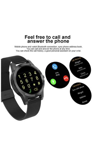 Smart Watch IP67 Waterproof and heart rate monitor for Sale in Cary, NC