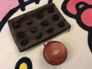 Coach Wallet & Madewell Mini Bag for Sale in Fairfax, VA