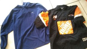 Adidas xl hoodie and 2x Nascar Jersey for Sale in Las Vegas, NV