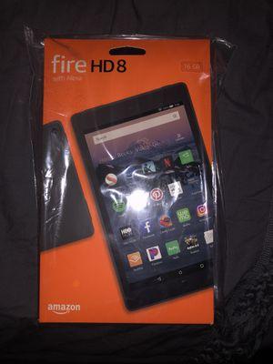 Amazon fire 8 tablet brand new for Sale in Marietta, GA