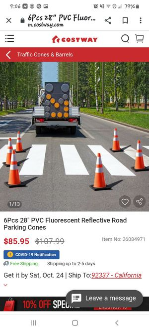 cones for Sale in Hesperia, CA