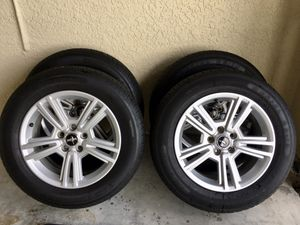 MUSTANG RIMS AND TIRES for Sale in Cape Coral, FL