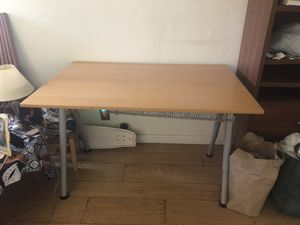 Wooden desk for Sale in Oakland, CA