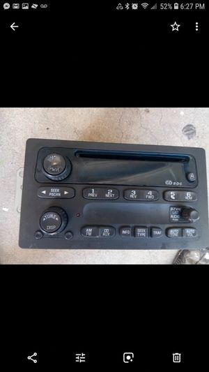 2003 Chevy s10 radio for Sale for sale  Baldwin Park, CA