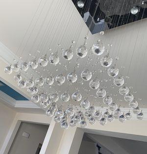 Crystal chandelier for Sale in UPPR MARLBORO, MD