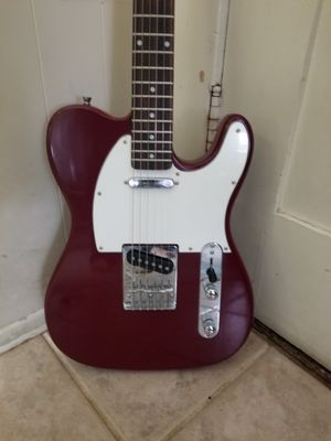 Telecaster Guitar for Sale in Puyallup, WA