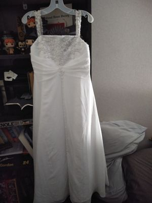 David's Bridal flower girl dress for Sale in Dade City, FL