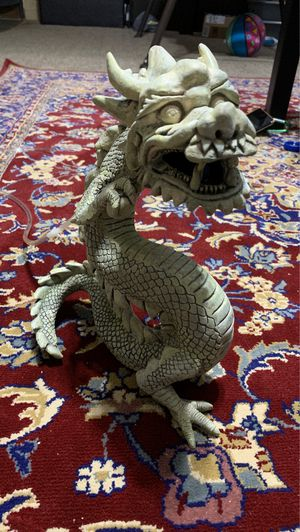 Dragon for fish tank decoration. for Sale in Naperville, IL