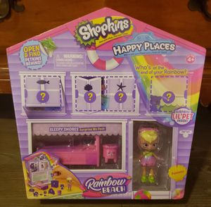 NEW Shopkins Playset for Sale in Hutto, TX