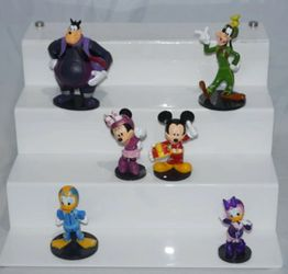 Disney Mickey Mouse and The Roadster Racers Figure Play Set for Sale in Seattle,  WA